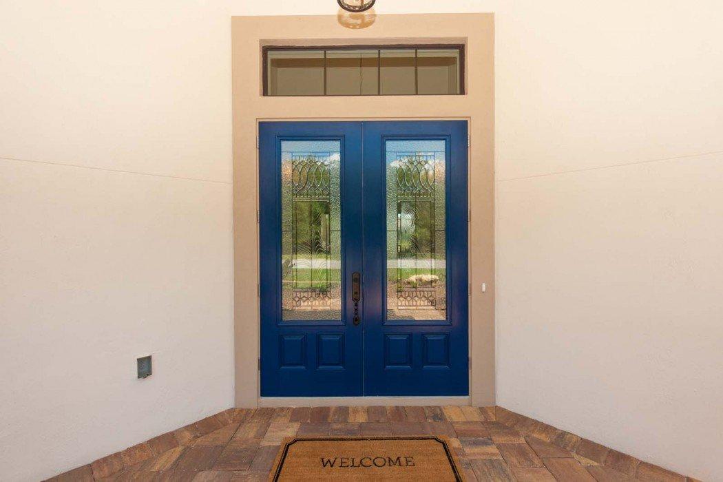 The Crassatella Front Door