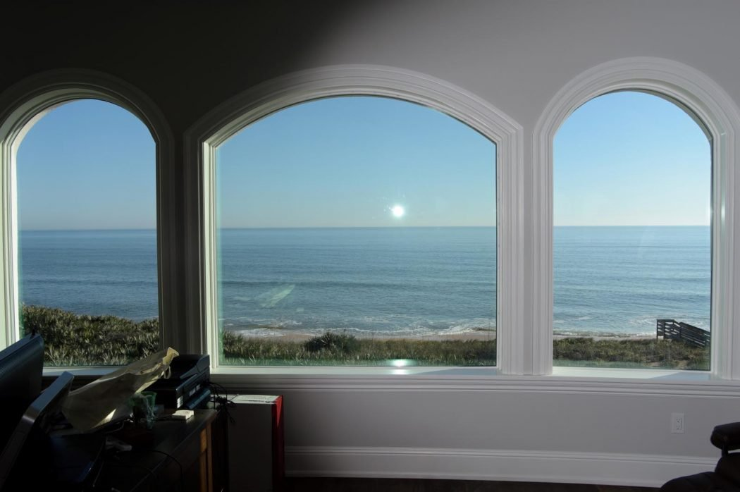 The Seaside Dream Window View